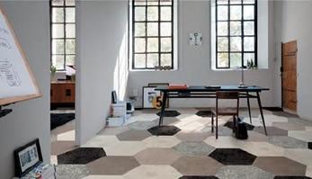 Piastrella da interno da sala da pavimento da parete